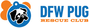 DFW Pug Rescue Logo