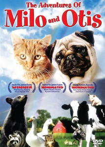 Movie Pic of Milo & Otis